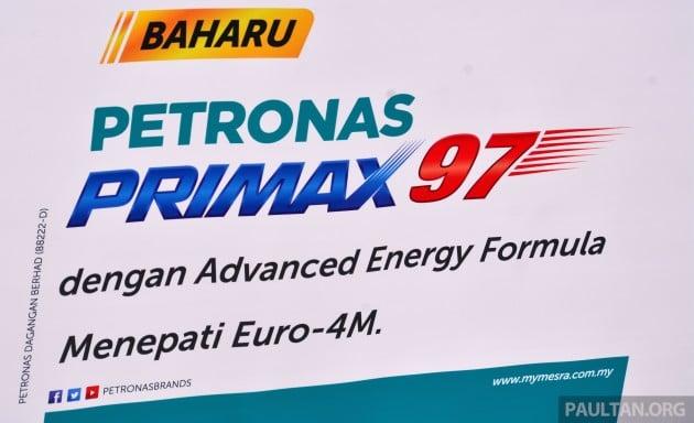 Petronas Primax 97 Euro 4M 003