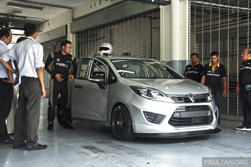 Proton Iriz R3 Malaysian Touring Car – first look at the new Malaysia Championship Series challenger Image #371519
