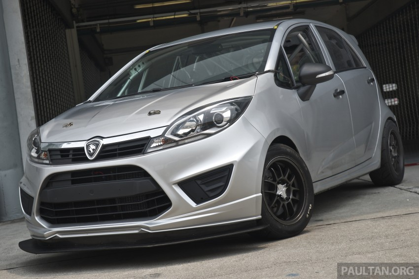 Proton Iriz R3 Malaysian Touring Car – first look at the new Malaysia Championship Series challenger Image #371532