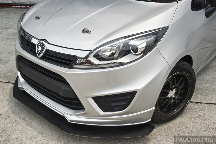 Proton Iriz R3 Malaysian Touring Car – first look at the new Malaysia Championship Series challenger Image #371535