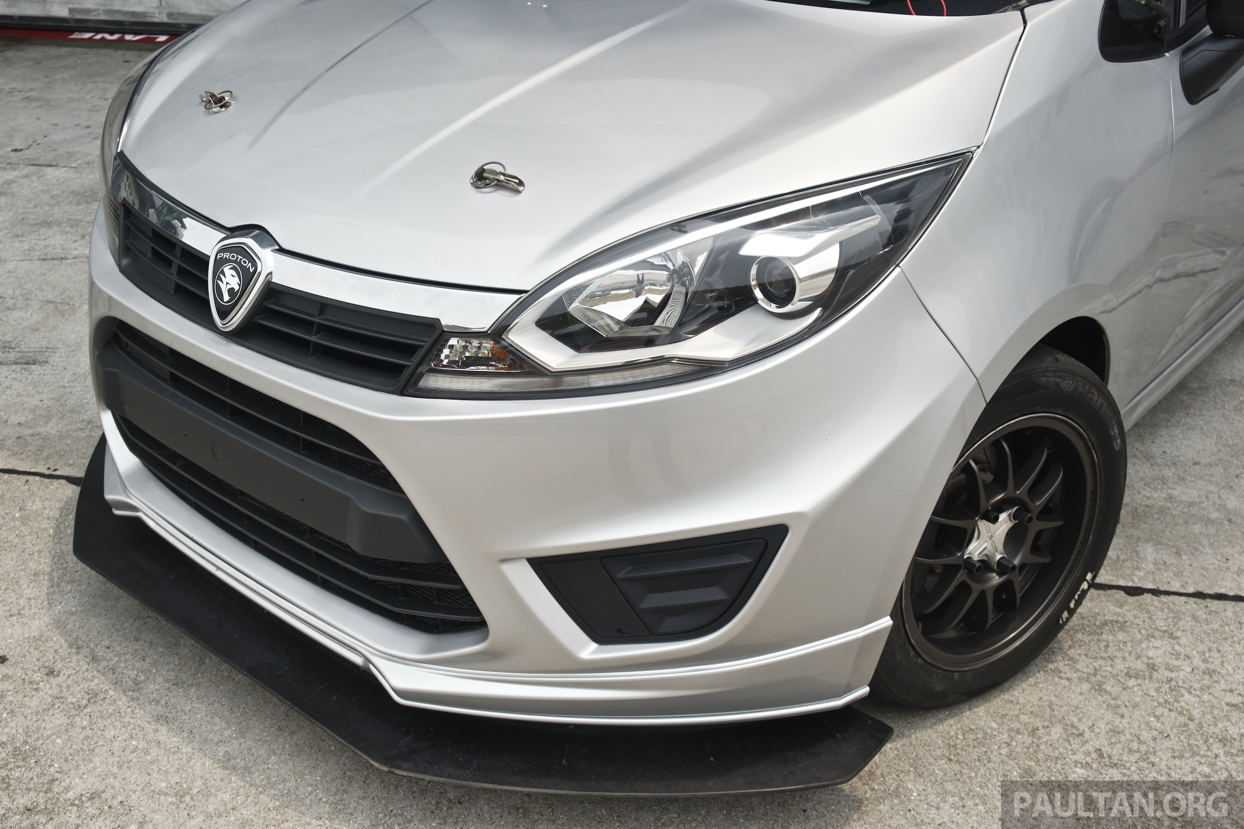 2015 Challenger >> Proton Iriz R3 Malaysian Touring Car – first look at the new Malaysia Championship Series ...