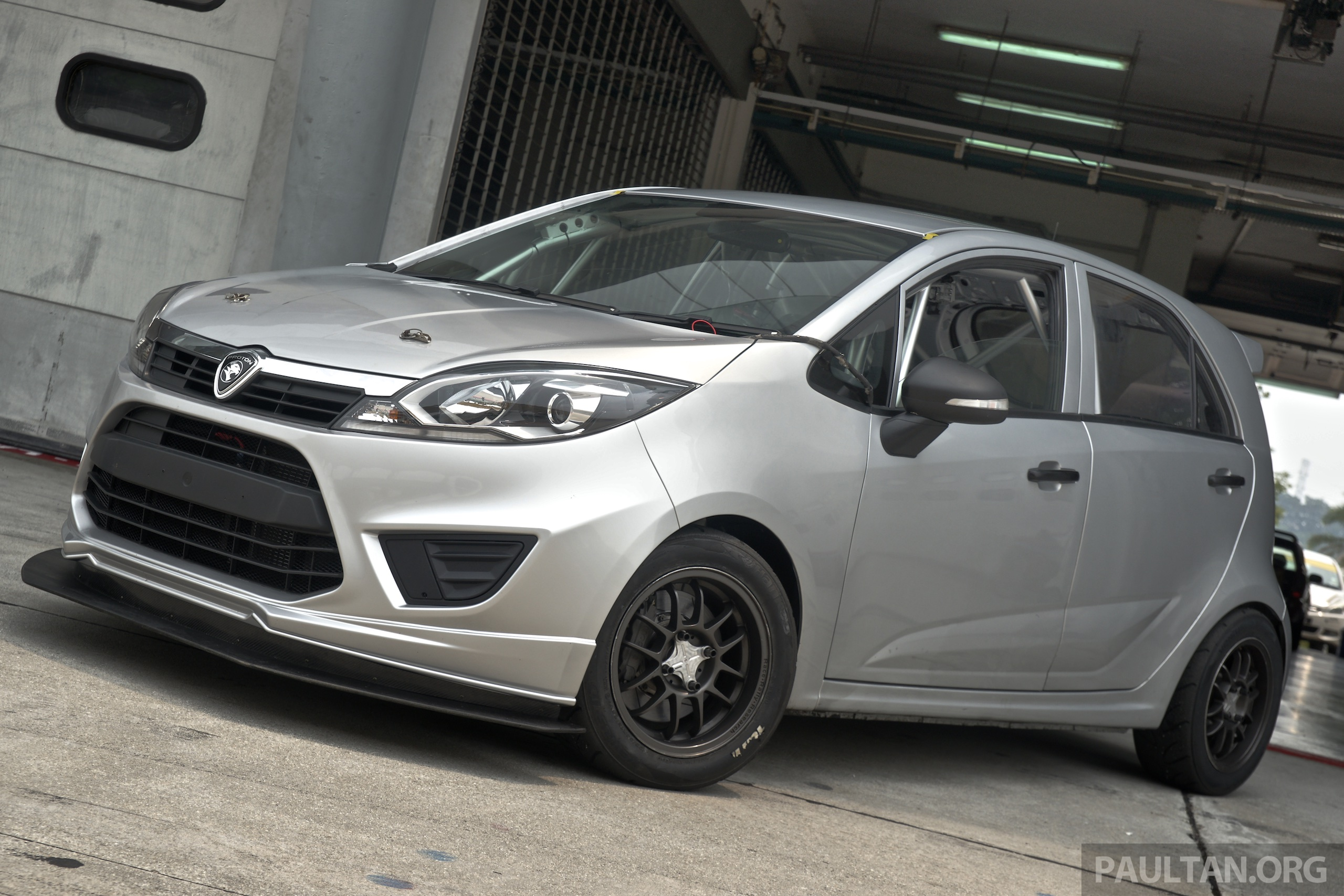 Malaysia Proton New Car