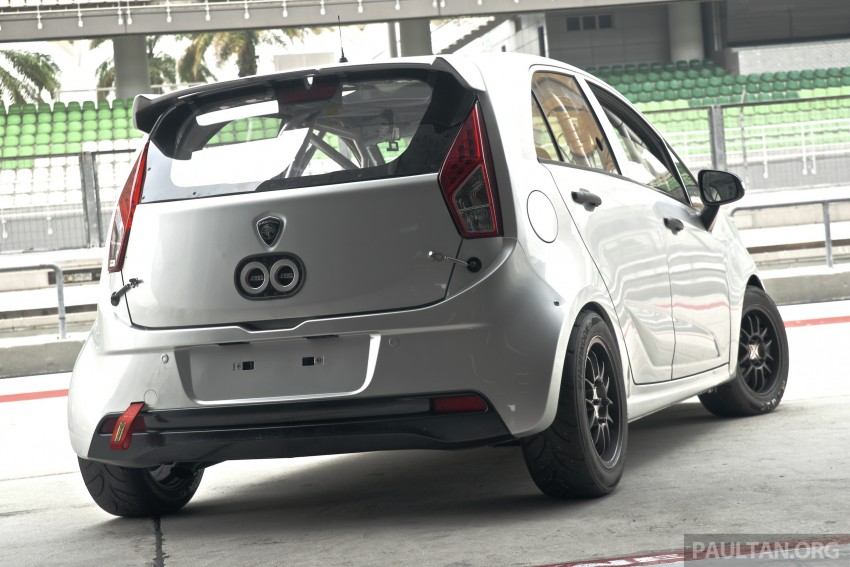 Proton Iriz R3 Malaysian Touring Car – first look at the new Malaysia Championship Series challenger Image #371540