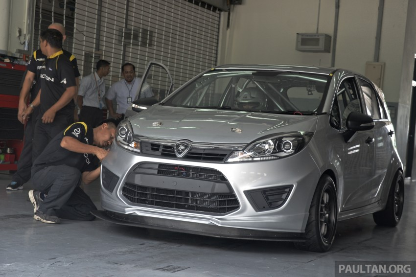 Proton Iriz R3 Malaysian Touring Car – first look at the new Malaysia Championship Series challenger Image #371520