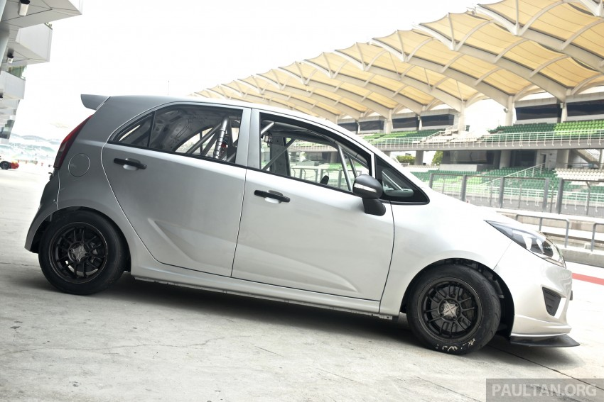 Proton Iriz R3 Malaysian Touring Car – first look at the new Malaysia Championship Series challenger Image #371543