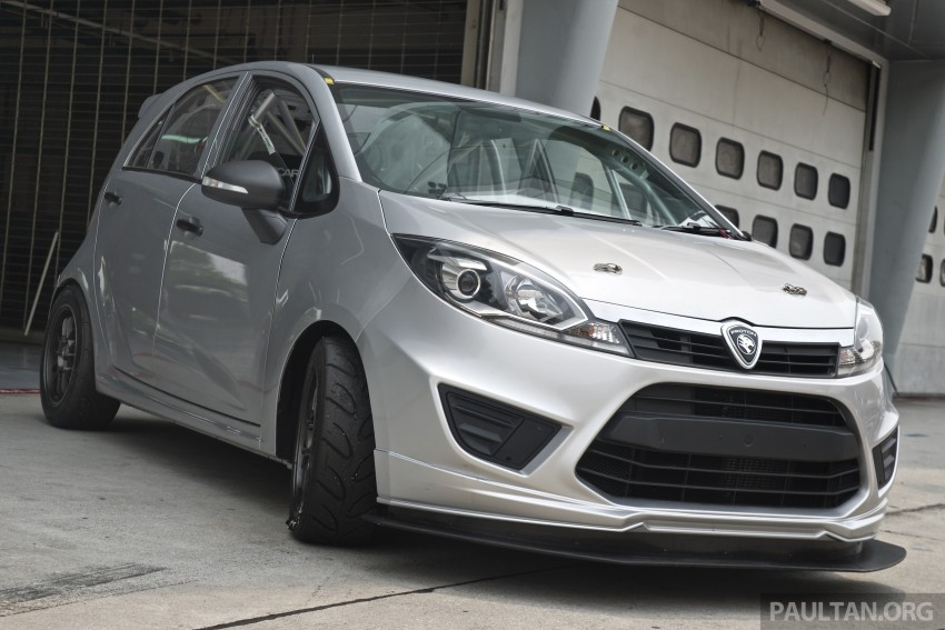 Proton Iriz R3 Malaysian Touring Car – first look at the new Malaysia Championship Series challenger Image #371545