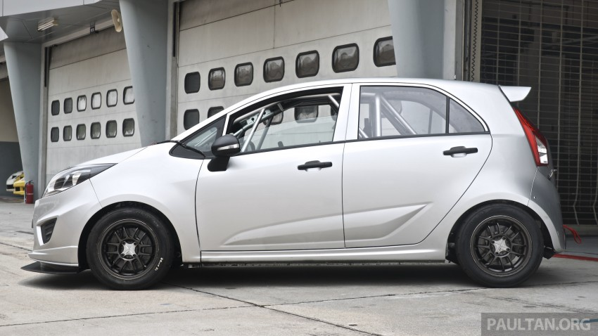 Proton Iriz R3 Malaysian Touring Car – first look at the new Malaysia Championship Series challenger Image #371568