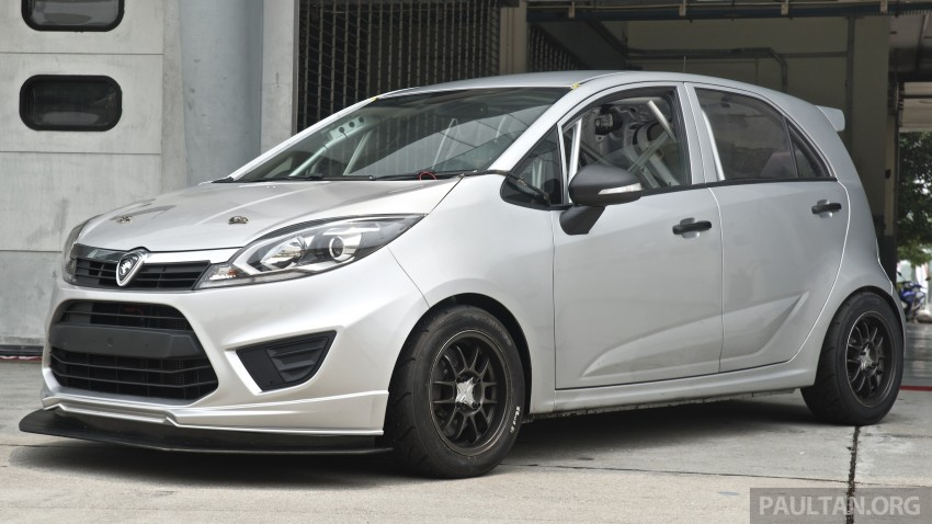 Proton Iriz R3 Malaysian Touring Car – first look at the new Malaysia Championship Series challenger Image #371570