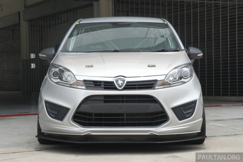 Proton Iriz R3 Malaysian Touring Car – first look at the new Malaysia Championship Series challenger Image #371571