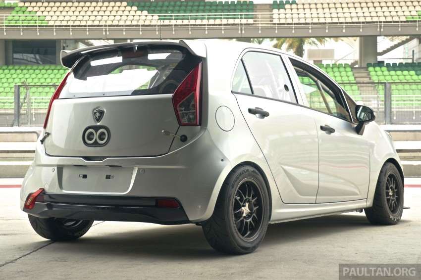 Proton Iriz R3 Malaysian Touring Car – first look at the new Malaysia Championship Series challenger Image #371573