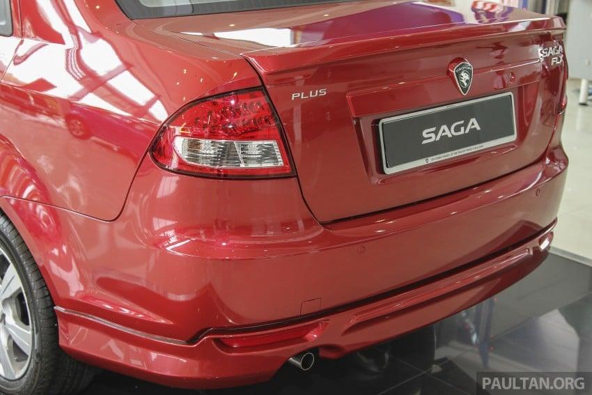 GALLERY: Proton Saga Plus – win some, lose some Image #371211