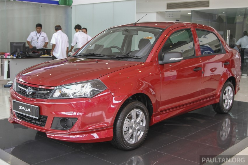 GALLERY: Proton Saga Plus – win some, lose some Image #371199