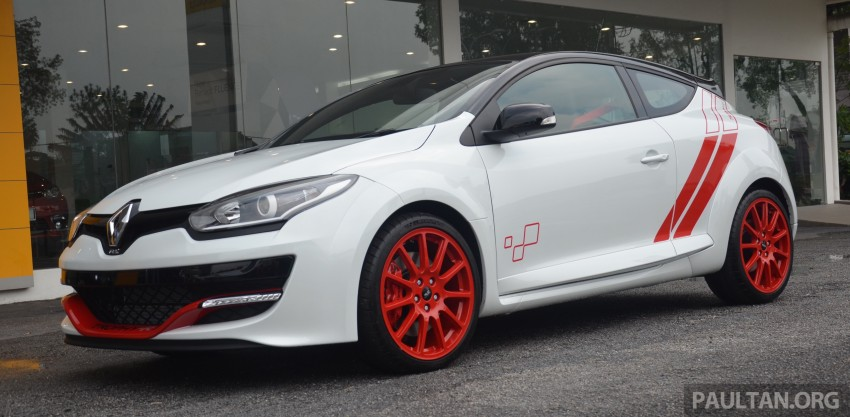 Renault Megane RS 275 Trophy-R launched in Malaysia – only 10 units, priced at RM300,000 each Image #369383
