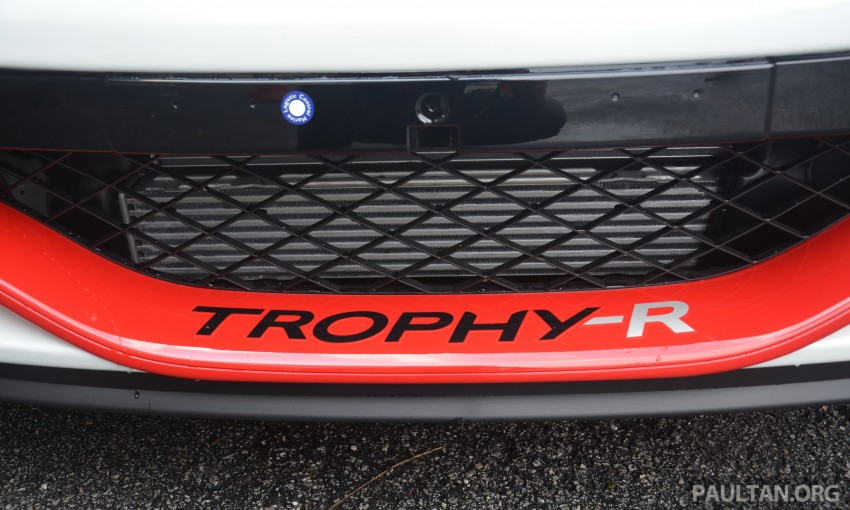 Renault Megane RS 275 Trophy-R launched in Malaysia – only 10 units, priced at RM300,000 each Image #369387