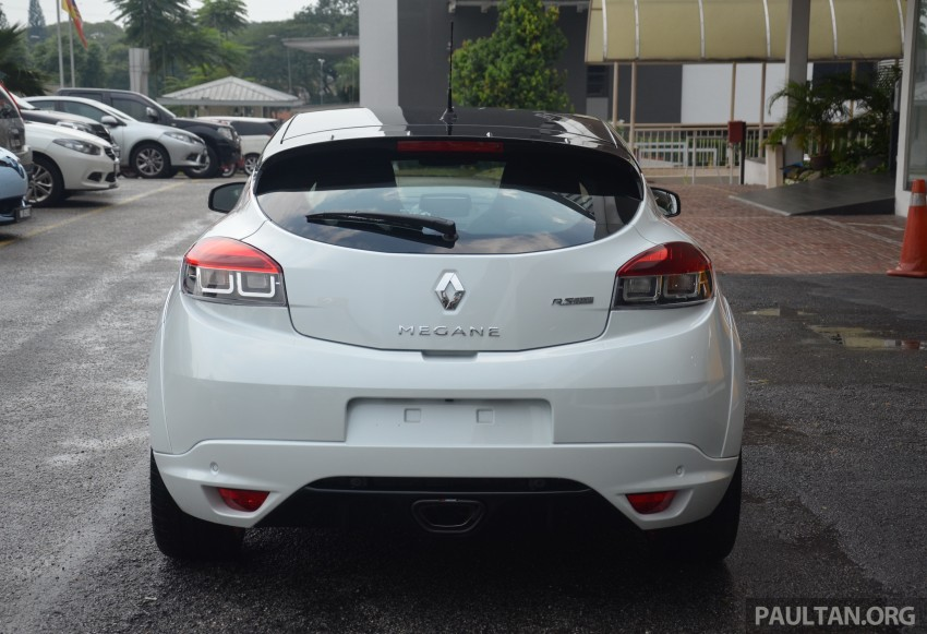Renault Megane RS 275 Trophy-R launched in Malaysia – only 10 units, priced at RM300,000 each Image #369392