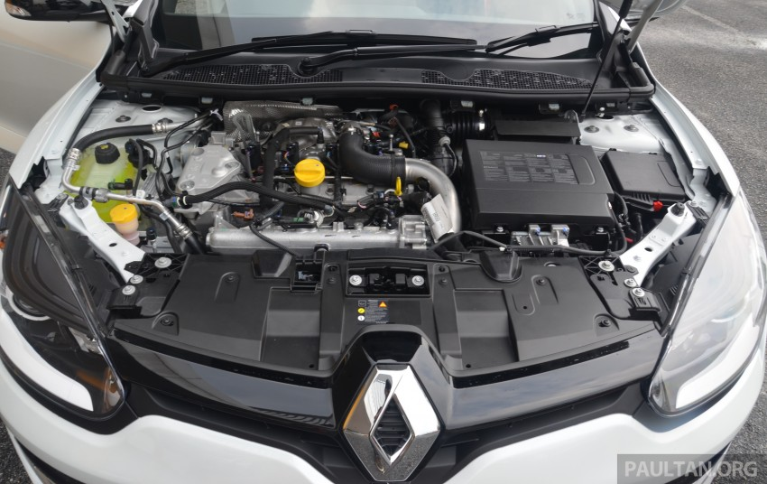 Renault Megane RS 275 Trophy-R launched in Malaysia – only 10 units, priced at RM300,000 each Image #369422