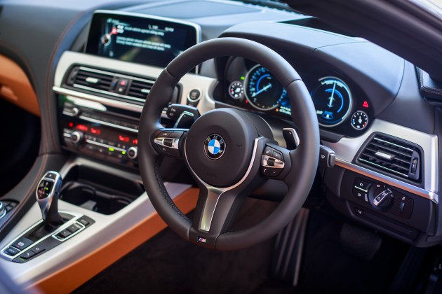 The New BMW 6 Series Gran Coupe 18
