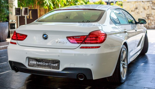 650I Gran Coupe >> BMW 640i Gran Coupe LCI debuts in M'sia - RM789k