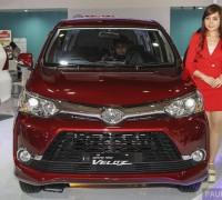 Toyota Avanza Veloz facelift 1