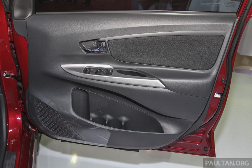 IIMS 2015: Toyota Avanza, Veloz facelift – from RM54k Image #368693