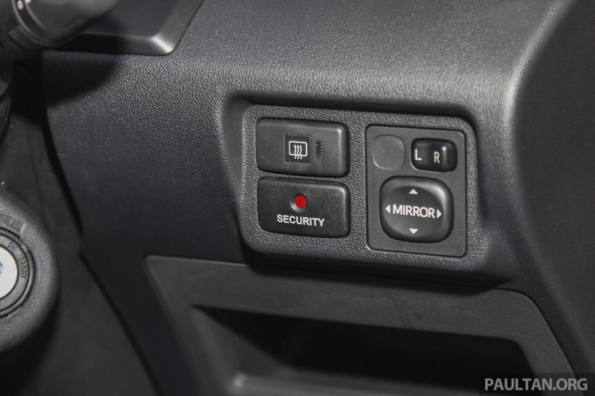 IIMS 2015: Toyota Avanza, Veloz facelift – from RM54k Image #368695