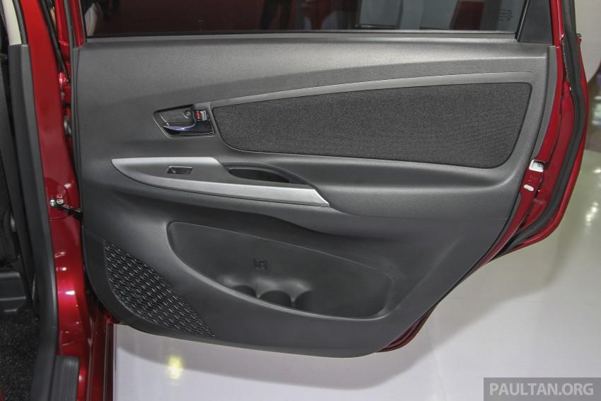 IIMS 2015: Toyota Avanza, Veloz facelift – from RM54k Image #368704