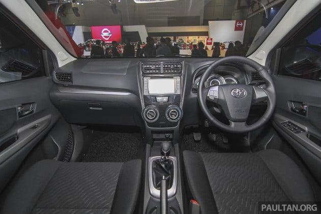 Toyota Avanza Veloz facelift 35