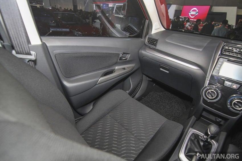 IIMS 2015: Toyota Avanza, Veloz facelift – from RM54k Image #368708