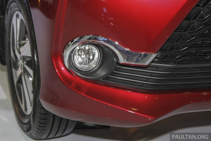 IIMS 2015: Toyota Avanza, Veloz facelift – from RM54k Image #368679