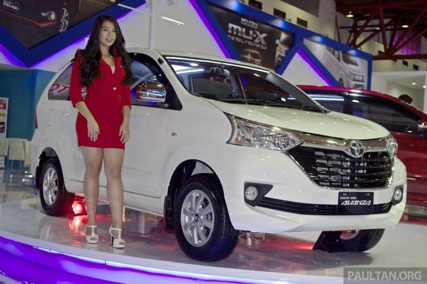 IIMS 2015: Toyota Avanza, Veloz facelift – from RM54k Image #368722