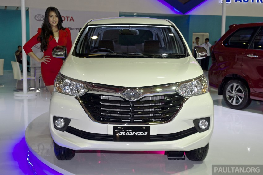 IIMS 2015: Toyota Avanza, Veloz facelift – from RM54k Image #368739
