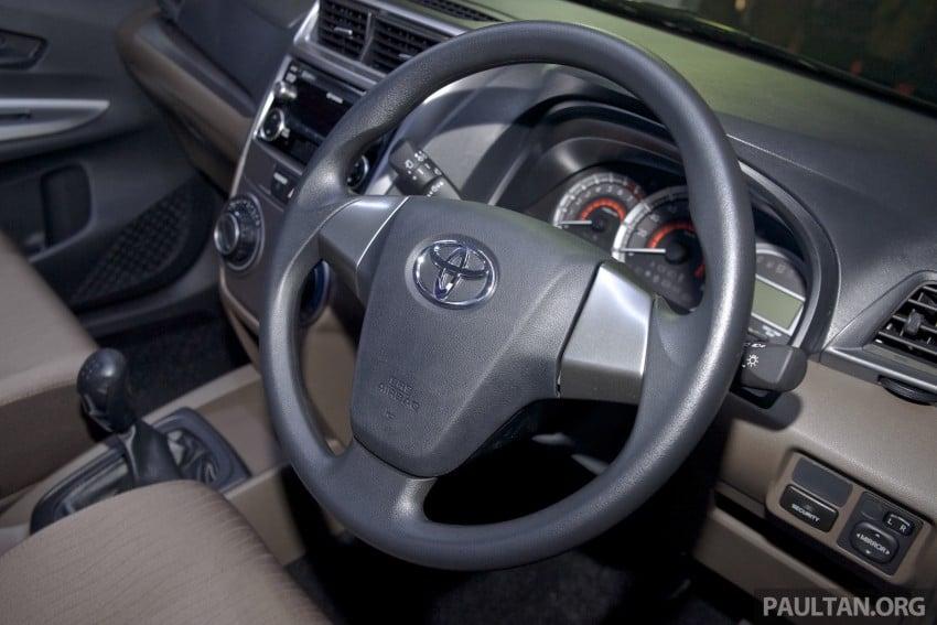IIMS 2015: Toyota Avanza, Veloz facelift – from RM54k Image #368758