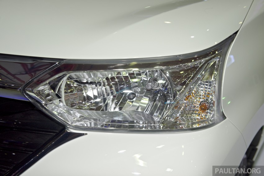IIMS 2015: Toyota Avanza, Veloz facelift – from RM54k Image #368724