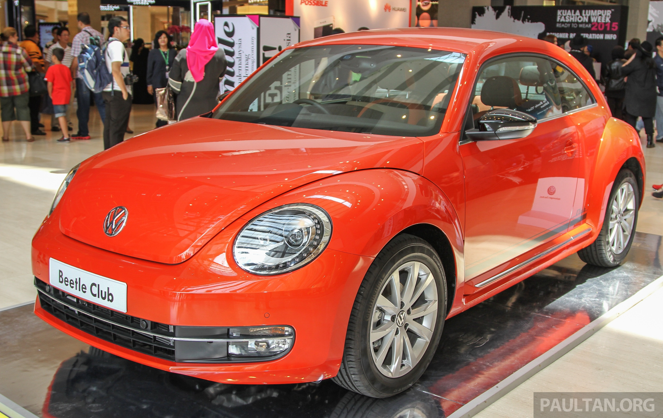 GALLERY: Volkswagen Beetle Club Edition - 50 units