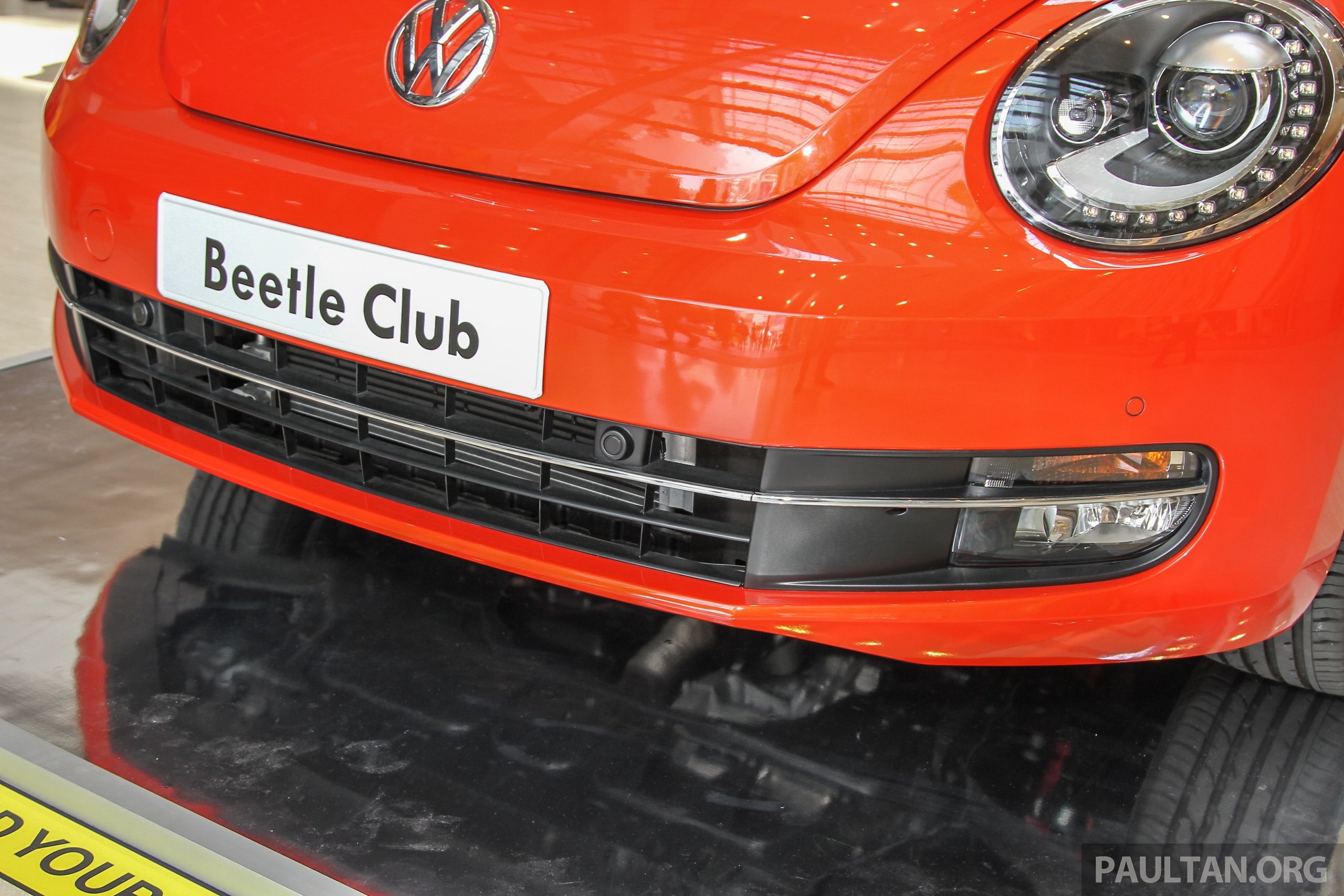 Back to Story: GALLERY: Volkswagen Beetle Club Edition – 50 units