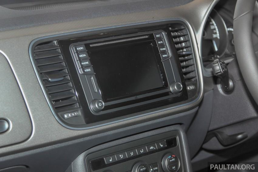 GALLERY: Volkswagen Beetle Club Edition – 50 units Image #367232