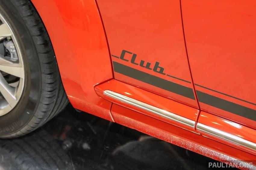 GALLERY: Volkswagen Beetle Club Edition – 50 units Image #367238