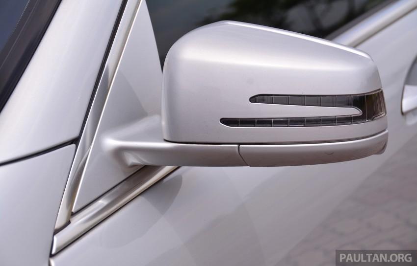 GALLERY: Mercedes-Benz S-Class – W222 vs W221 Image 371888