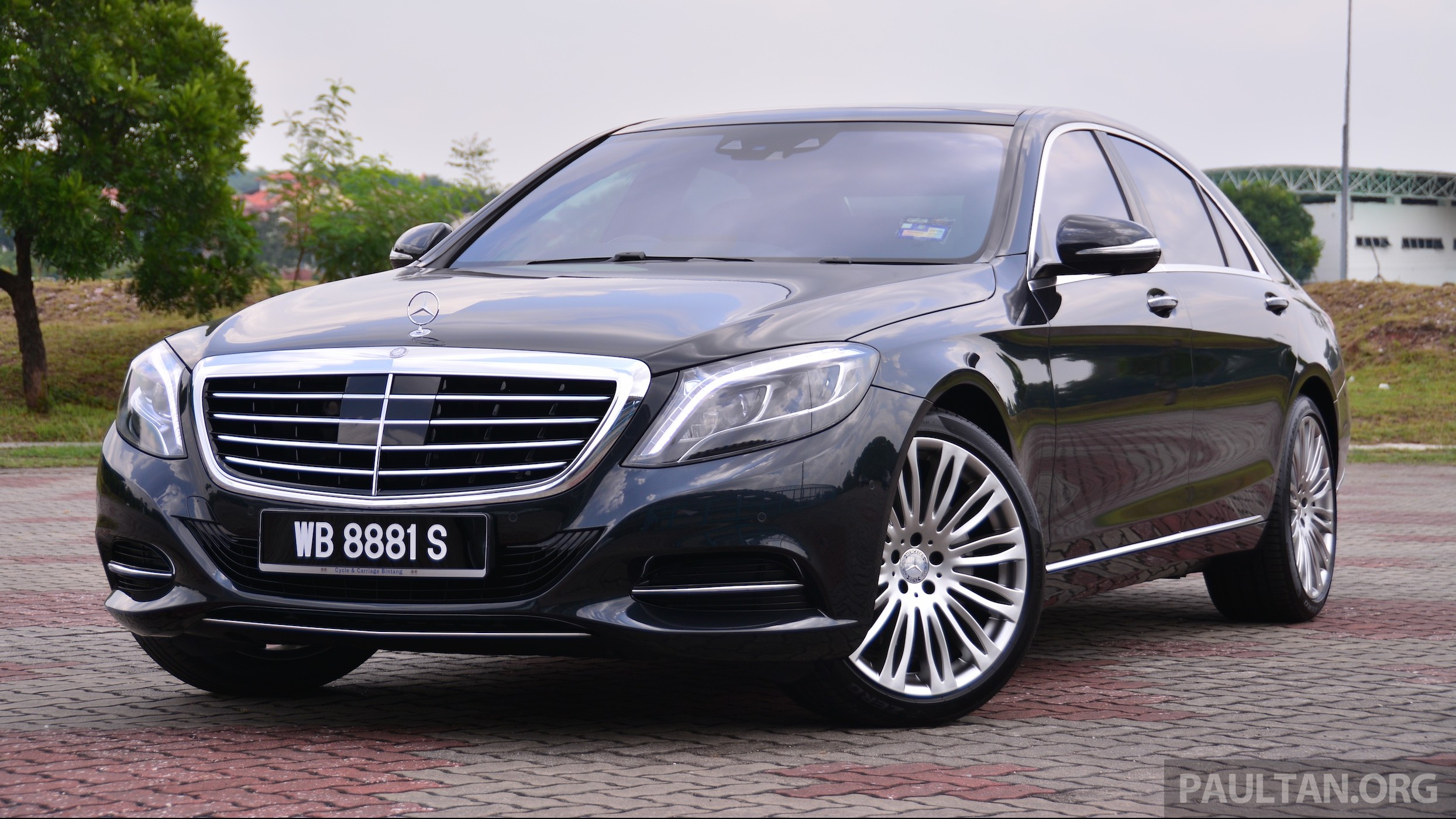 Mercedes C Malaysia Review