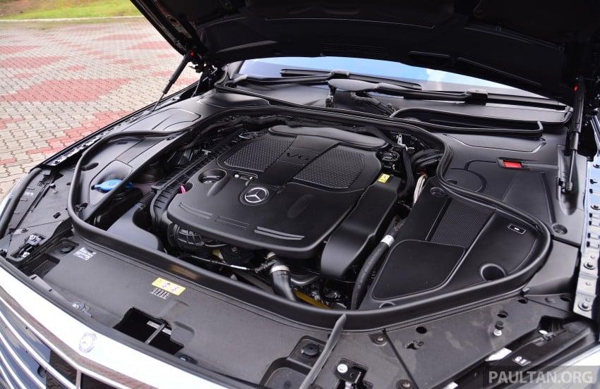 GALLERY: Mercedes-Benz S-Class – W222 vs W221 Image 371848