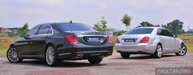 W222_vs_W221_Mercedes_S-Class_Malaysia_ 006