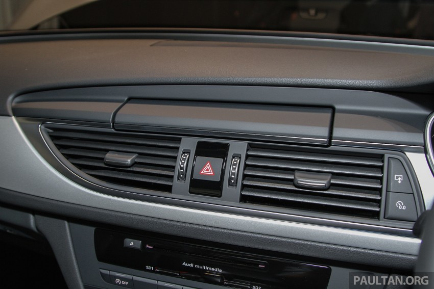Audi A6 facelift launched in Malaysia – from RM325k Image #376064
