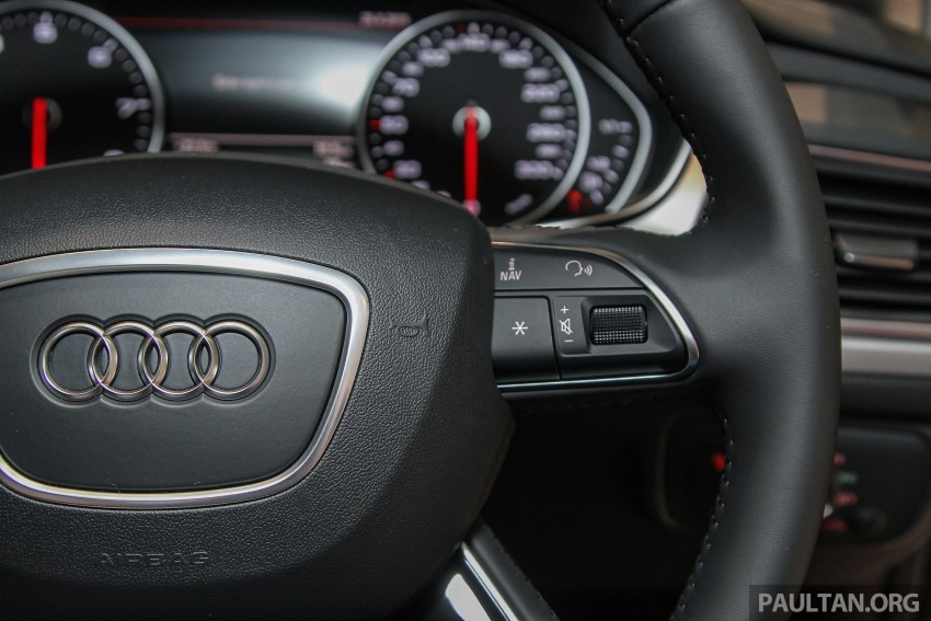 Audi A6 facelift launched in Malaysia – from RM325k Image #376070