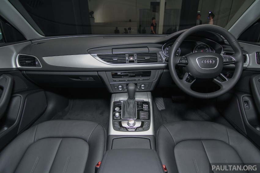Audi A6 facelift launched in Malaysia – from RM325k Image #376077