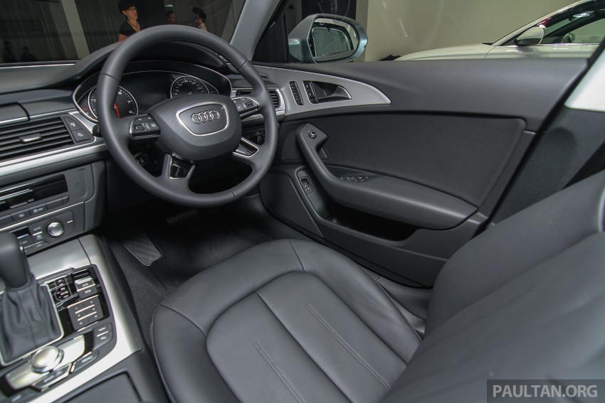 Audi A6 facelift launched in Malaysia – from RM325k Image #376079