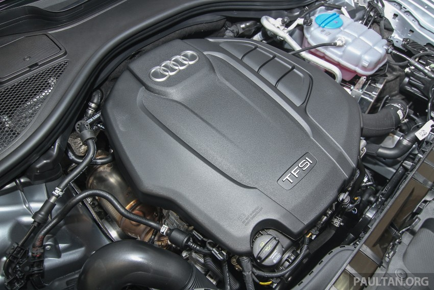 Audi A6 facelift launched in Malaysia – from RM325k Image #376088