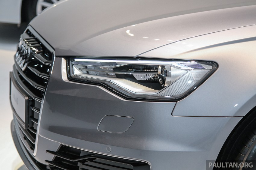 Audi A6 facelift launched in Malaysia – from RM325k Image #376045
