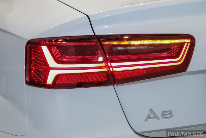 Audi A6 facelift launched in Malaysia – from RM325k Image #376102