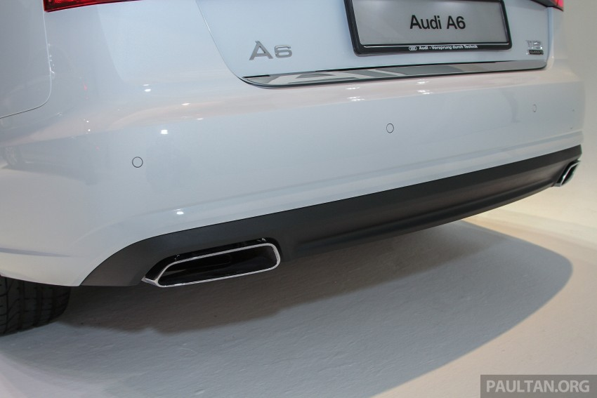 Audi A6 facelift launched in Malaysia – from RM325k Image #376104