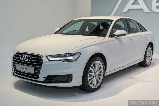 Audi A6 3 0 Tfsi Facelift 2